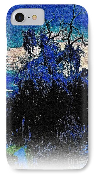Digital Art In Abstract IPhone Case