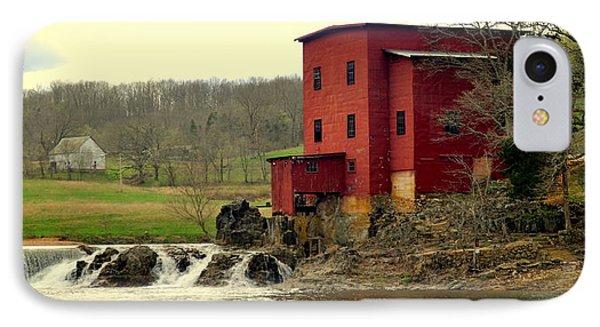 Dillard Mill 2 Phone Case by Marty Koch