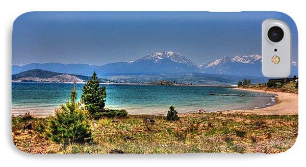Dillon Lake Phone Case by Sergio Aguayo