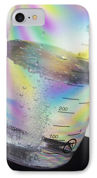 Dissolving Tablet Phone Case by Sheila Terry