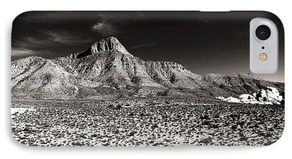 Distant Peak Phone Case by John Rizzuto