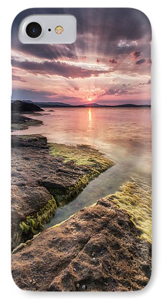 Divine Sunset Phone Case by Evgeni Dinev