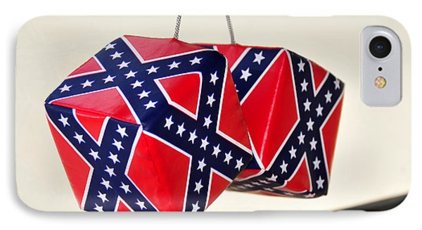 Dixie Dice Phone Case by David Lee Thompson