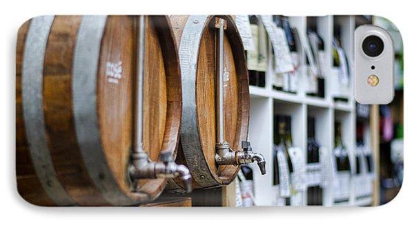 Diy Wine Phone Case by Heather Applegate