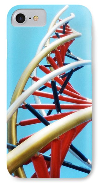 Dna Sculpture IPhone Case