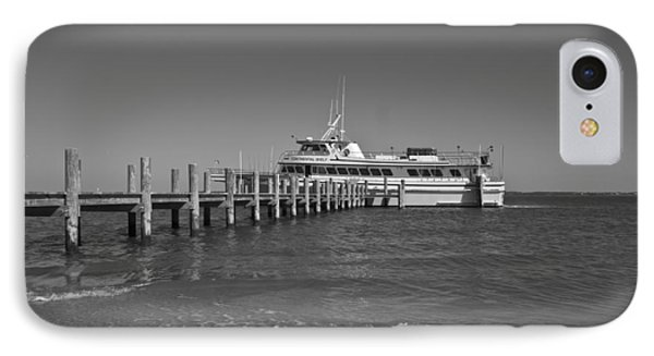Docking For A Moment Phone Case by Betsy Knapp