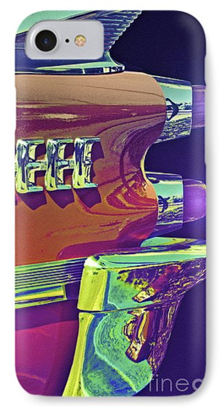 Dodge Custom Royal Phone Case by Gwyn Newcombe