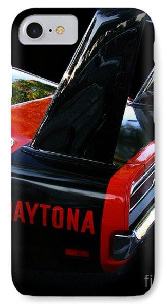 Dodge Daytona Fin 02 IPhone Case