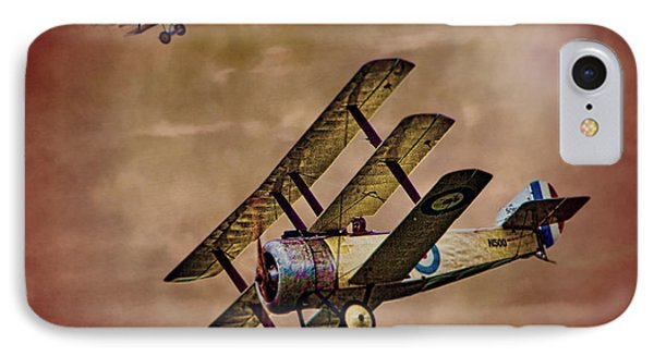 Dogfight 1918 IPhone Case by Chris Lord