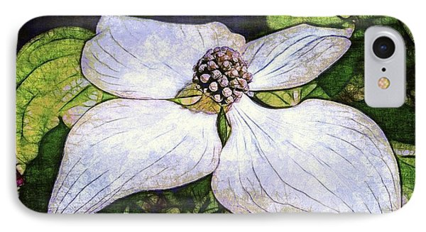 Dogwood Days Phone Case by Judi Bagwell