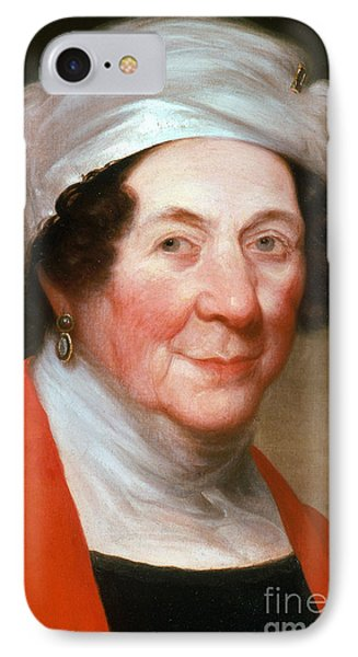 Dolley Madison Phone Case by Photo Researchers