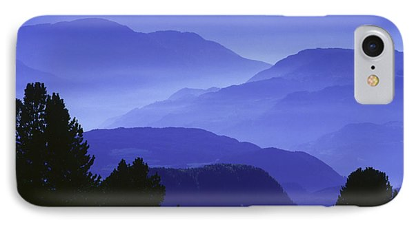 Dolomites Landscape Phone Case by Hermann Eisenbeiss and Photo Researchers