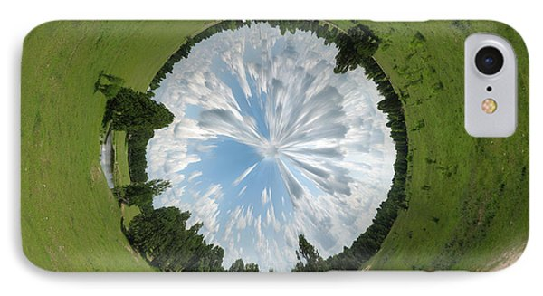 Dome Of The Sky IPhone Case by Nikki Marie Smith