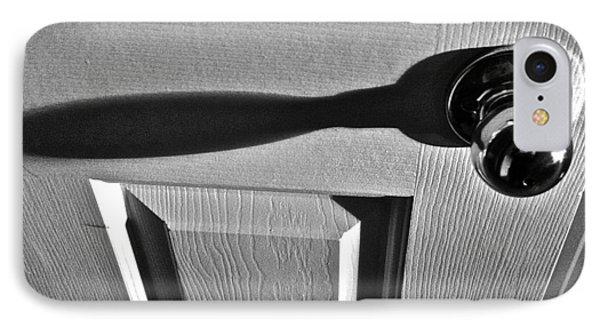 Doorknob IPhone Case by Bill Owen