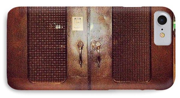 #door#photography#art#steampunk#prison IPhone Case by Jenni Martinez
