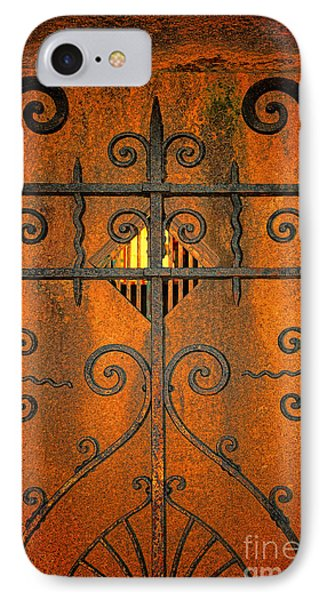 Doorway To Death IPhone Case