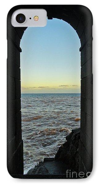 Doorway To The Sea Phone Case by Nabucodonosor Perez