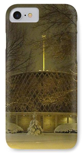 IPhone Case featuring the photograph Dorcas Chapel by Tiffany Erdman