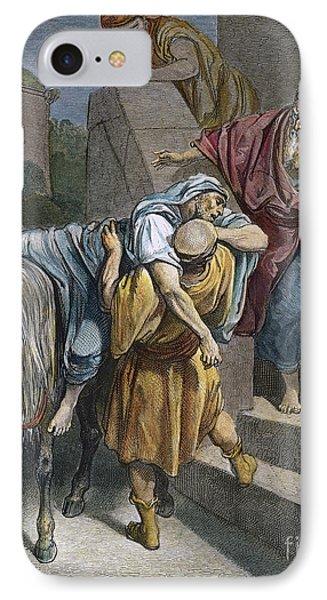 Dore: Good Samaritan Phone Case by Granger