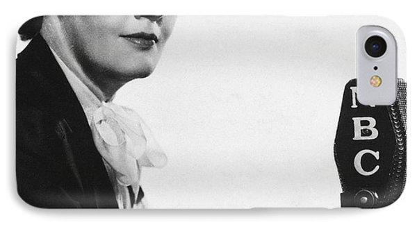 Dorothy Thompson Phone Case by Granger