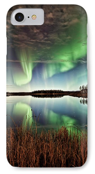 Double Reflections IPhone Case