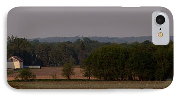 IPhone Case featuring the photograph Down On The Farm by John Crothers