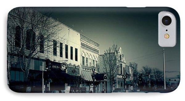 Downtown Menasha IPhone Case