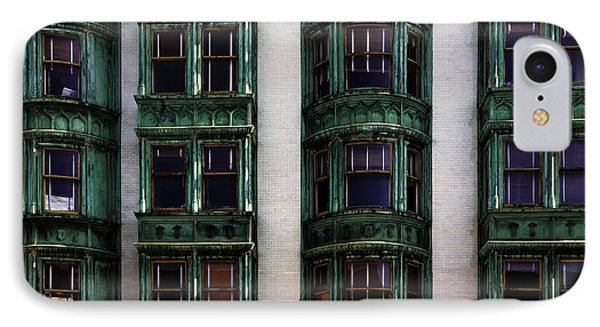 Downtown San Francisco Phone Case by Bob Christopher