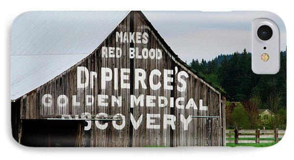 Dr. Pierce Barn 110514.98.1 IPhone Case by Ansel Price