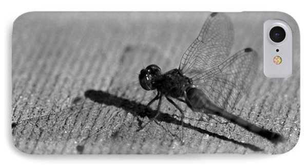 Dragon Fly Shadow IPhone Case