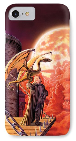 Dragon Lord IPhone Case by The Dragon Chronicles - Robin Ko