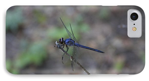 Dragonfly IPhone Case by Jerry Bunger