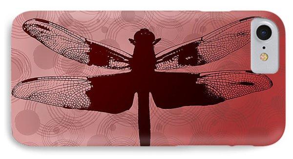 Dragonfly IPhone Case by Lauren Radke