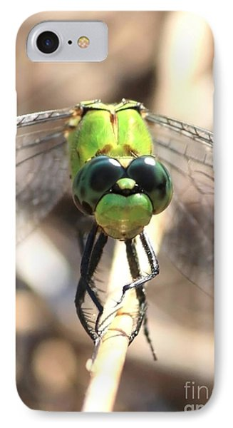 Dragonfly Perspective Phone Case by Carol Groenen