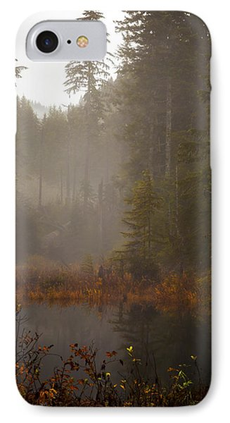 Dream Of Autumn Phone Case by Mike Reid