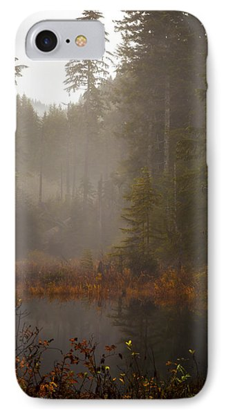 Dream Of Autumn IPhone Case by Mike Reid
