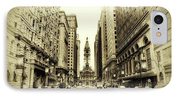 Dreamy Philadelphia Phone Case by Bill Cannon