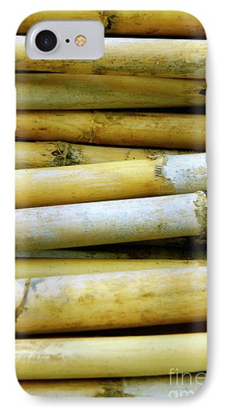 Dried Canes Phone Case by Carlos Caetano