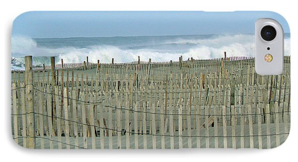 IPhone Case featuring the photograph Drift Fence by Pamela Patch