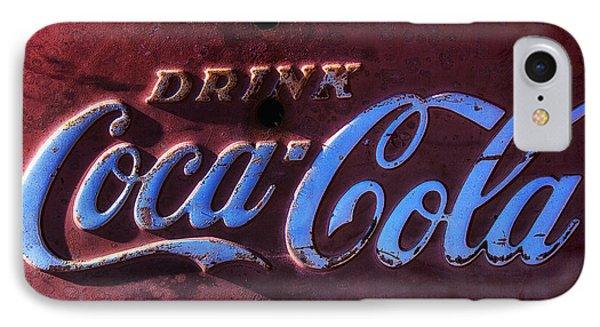 Drink Coca Cola Phone Case by Garry Gay