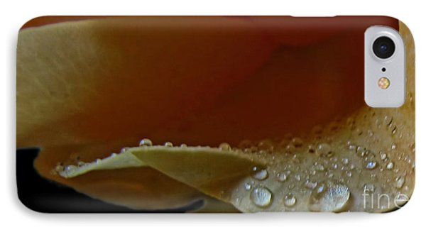 IPhone Case featuring the photograph Drops Of Light by Debbie Portwood