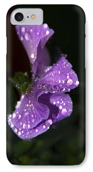 Drops Of Rain Phone Case by Svetlana Sewell