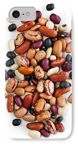 Dry Beans IPhone Case by Elena Elisseeva