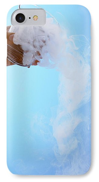 Dry Ice Phone Case by Gustoimages