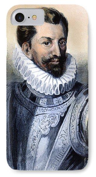 Duc De Guise, Henry I IPhone Case by Granger