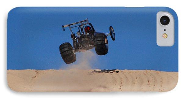 Dune Buggy Jump IPhone Case