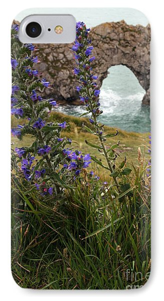 IPhone Case featuring the photograph Durdle Door by Milena Boeva