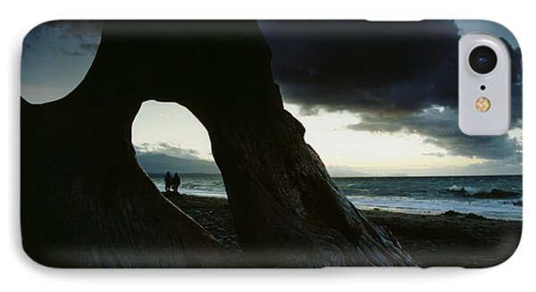 IPhone Case featuring the photograph Dusk At Dungeness by Rick Frost