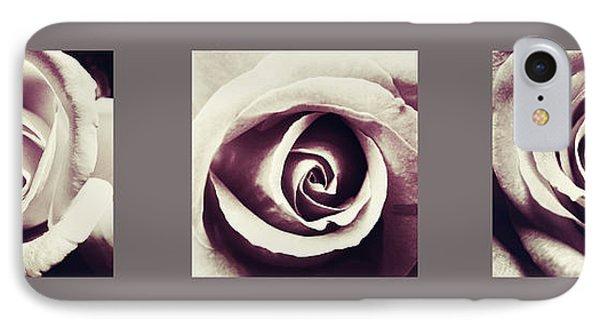 Dusk Roses IPhone Case by Sumit Mehndiratta