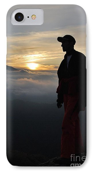 Dust In The Wind IPhone Case by Erhan OZBIYIK
